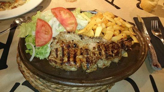 Tierra Astur: la bistecca
