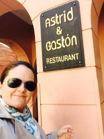 Astrid y Gastón: Sensacional