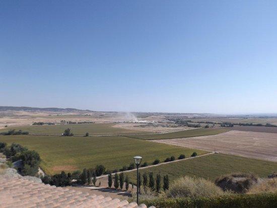 Hacienda Castellar: Vistas.