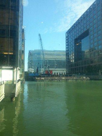 Britannia International Hotel: View?????