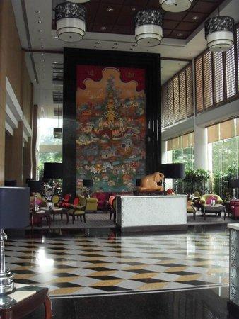 Century Park Hotel: Reception