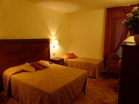 Hotel Alessandro della Spina: chambre