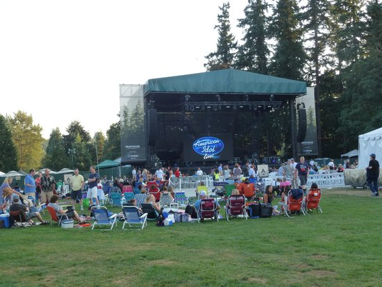 Marymoor Park: Stage