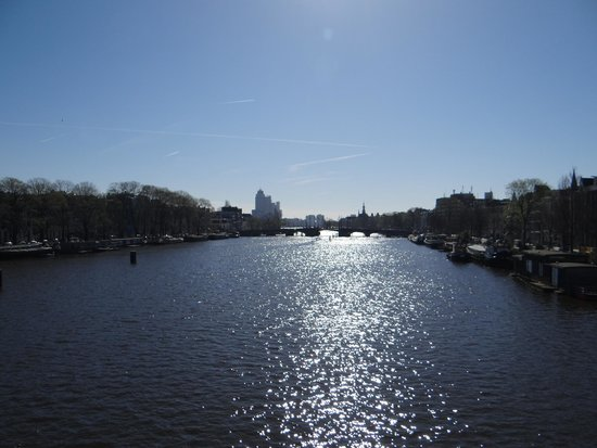 The Amstel: river