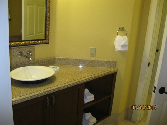 Marriott's Canyon Villas: Two bedroom Villa -2nd bath