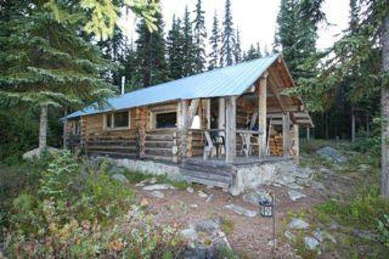 Caverhill Fly Fishing Lodge: Honeymooner Cabin