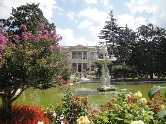 Dolmabahce Palace: Vista