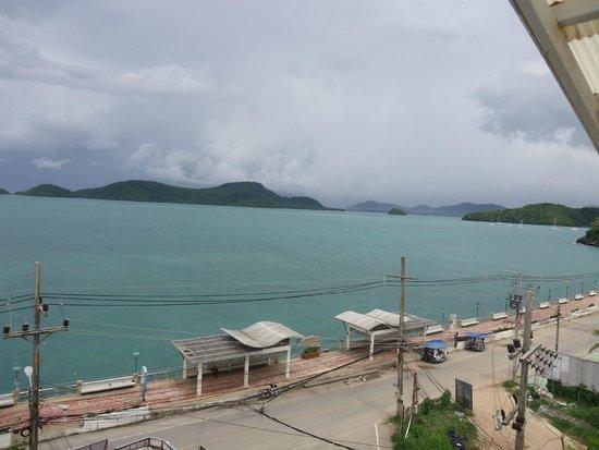 Kantary Bay, Phuket : balcony view