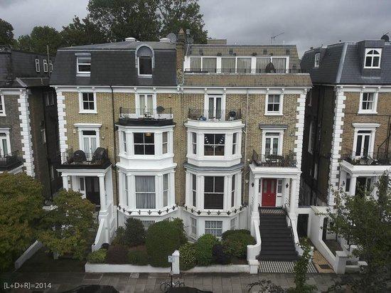 Best Western Swiss Cottage Hotel London England
