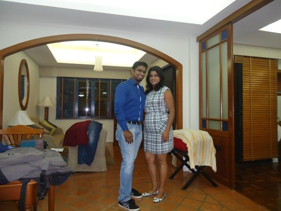 Kantary Bay, Phuket : Our pic in the room