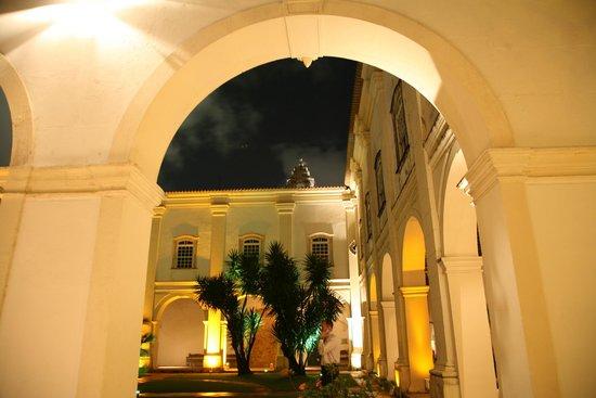 Pestana Convento do Carmo: corte interna