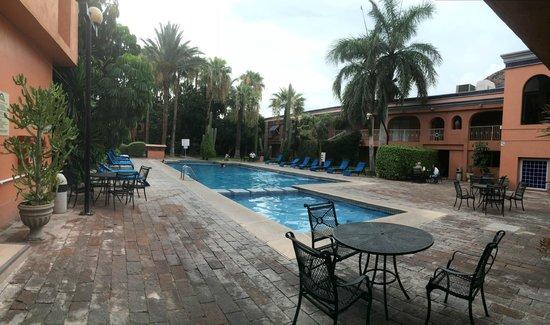 Hotel Armida Alberca