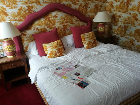Friday Hotel Prague: Chambre