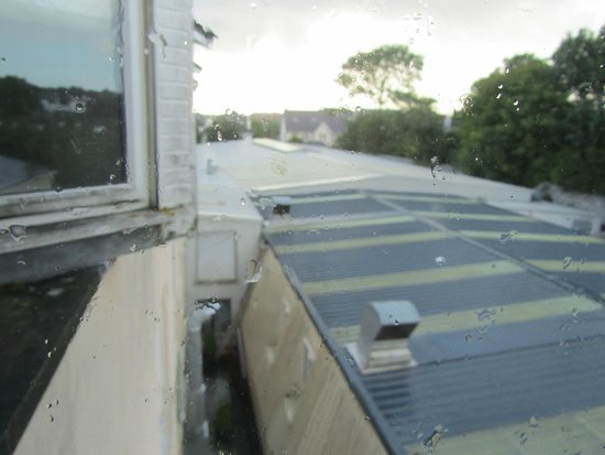 Salthill Hotel : view room 1