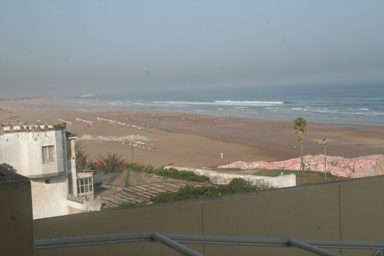 Le Littoral : The View from the Balcony