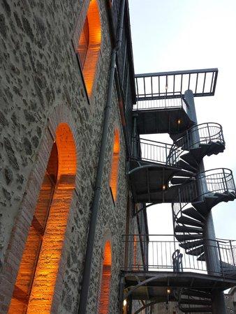 Best Western Plus Villa Saint Antoine Hotel & Spa: sur le côté près du guet