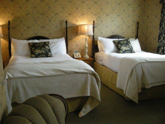Moffat Inn: Comfortable beds