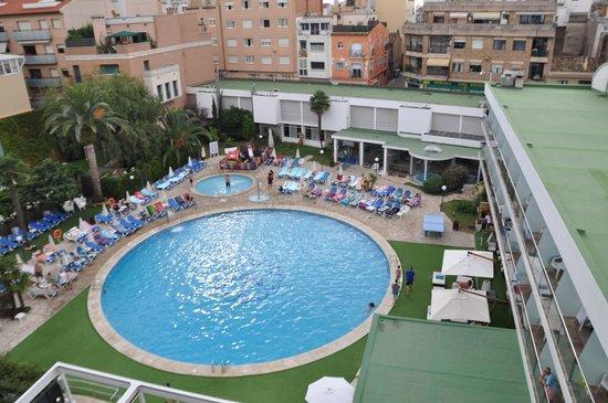Hotel Anabel : vitas do quarto 523