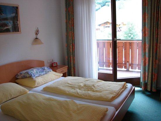 Hotel Wasserfall: En rigtig god seng