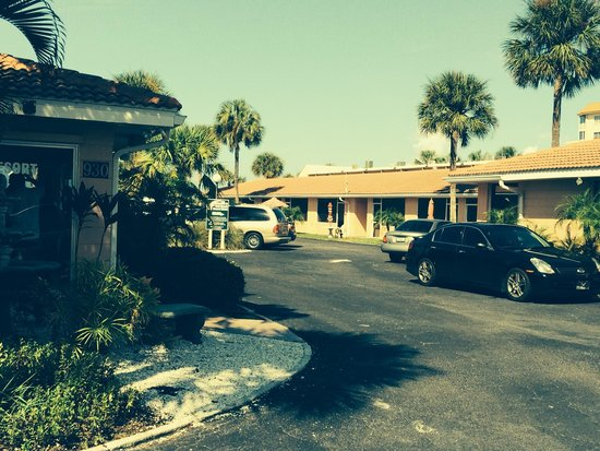 Gulf Beach Resort Motel: Gulf view Beach Motel