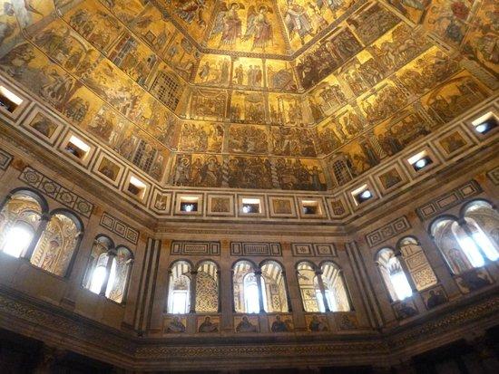 Baptistery of San Giovanni (Battistero): battistero firenze