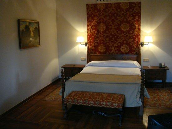"Parador ""Hostal San Marcos"": Dormitorio"