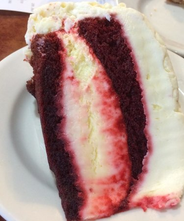 Cookin' From Scratch: Moist and flavorful Red Velvet Cheesecakr