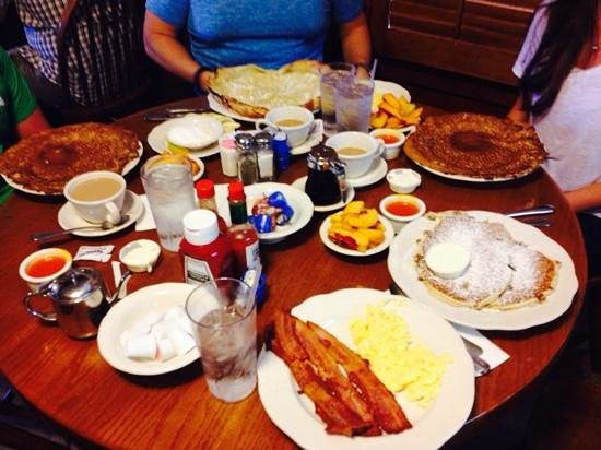 Original Pancake House: 49ers, German Pancake, and Cottage Cheese Pancake