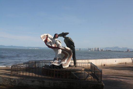 Las Palmas by the Sea: Down town PVR