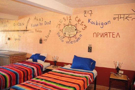 Casa de Dante Hostel : dormitorio2