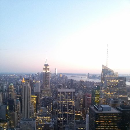 Observatorio Top of the Rock: Stunning!