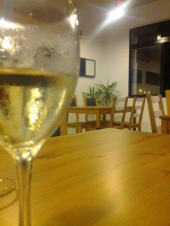 Pereza Ramona: Cosa de vino blanco, bueno y refrescante.