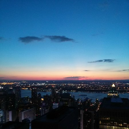 Observatorio Top of the Rock: Wow!