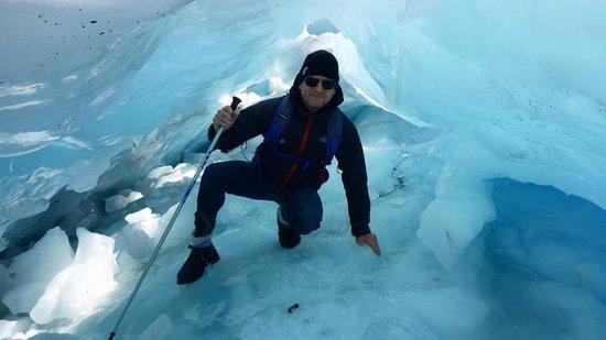 Glacier Helicopters : Février 2014
