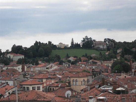 Basilica Palladiana : PANORAMA DALLA TERRAZZA