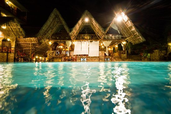 Samaki Lodge & Spa : Night View