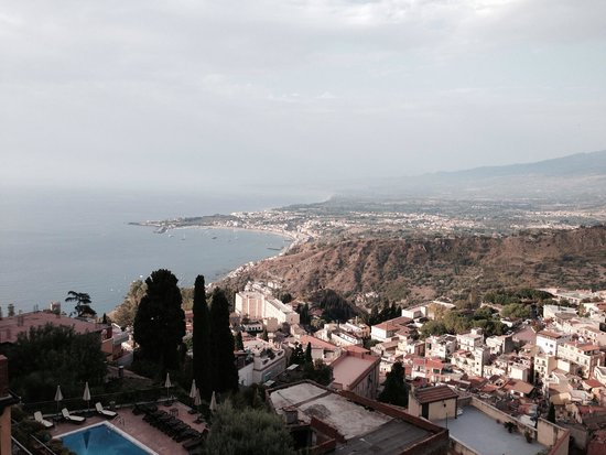 Hotel Villa Angela : Amazing views