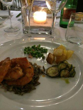 La Medusa Hotel & BoutiqueSpa : dîner