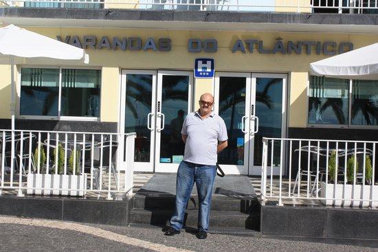 Hotel Varandas do Atlantico: Delante del hotel