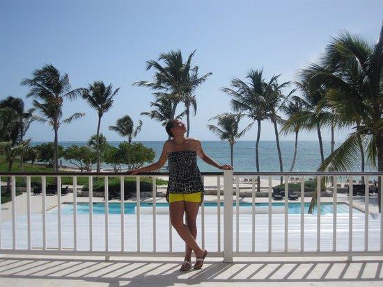 La Cana Golf Course: pool/ocean view