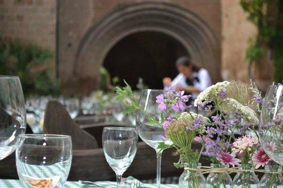 La Badia di Orvieto: Pizza welcome party night