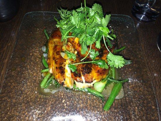 Tao Restaurant and Nightclub: Buddha Chicken