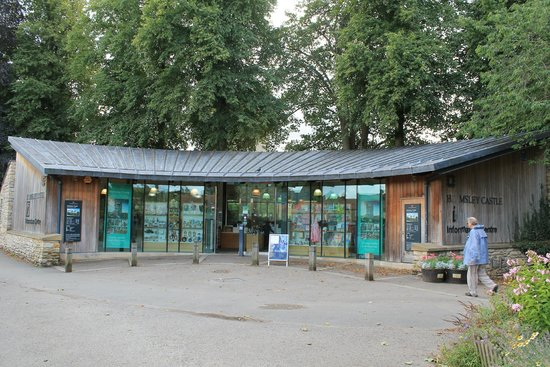 Helmsley Castle: Visitor Centre