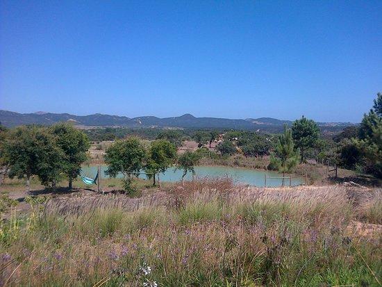 Monte do Zambujeiro: view