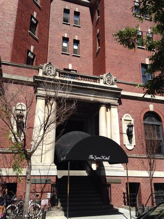 The Jane: Kool building