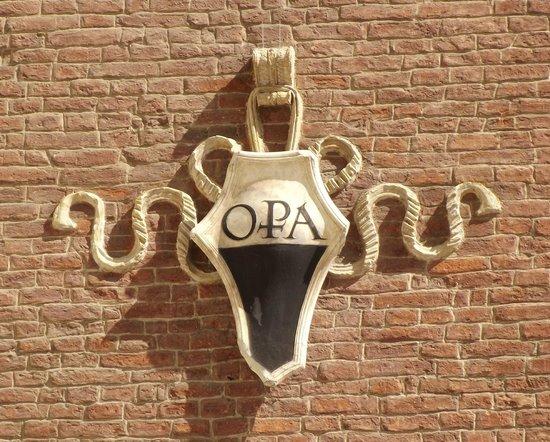 Museo dell'Opera Metropolitana: il simbolo dell'OPA