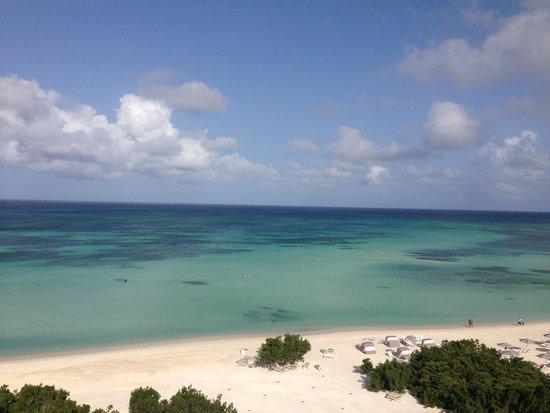 The Ritz-Carlton, Aruba: Room with a view!