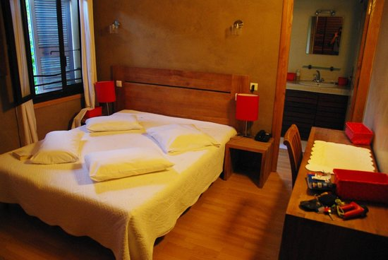 Hotel Restaurant A Pasturella : chbre