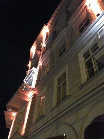 Hotel Sans Souci Wien : Hotelsfassade
