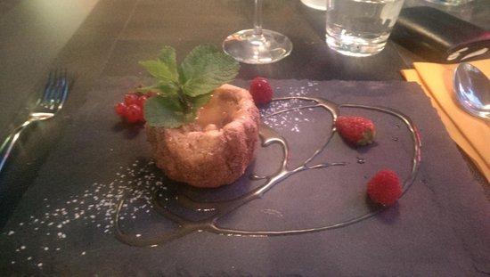 Le Moderne : Le dessert !
